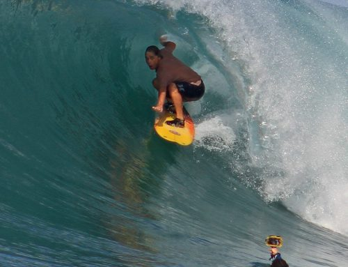 Nias Weekly Surf Report 15-22 Aug by Mark Flint