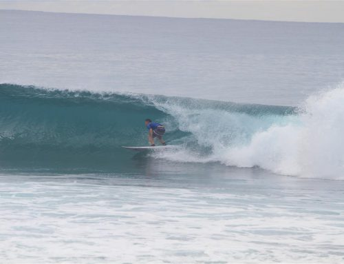 Nias Weekly Surf Report 05-12 Sep 2017 by Mark Flint