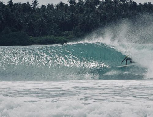 Off Peak Perfection at Lagundri Bay, Nias
