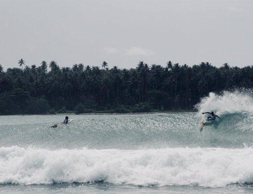Nias Surf Report Oct 25 – Nov 08 2017 – by Mark Flint