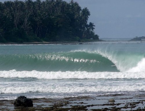 Nias Surf Report -May 2018 by Mark Flint