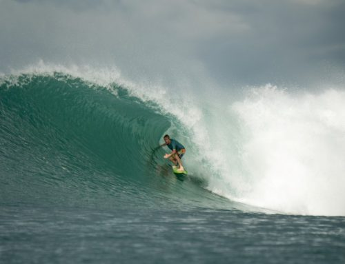 The July Chronicles – Nias perfection & Mega Swells – Pictorial by Ted Grambeau & Austin Mullen