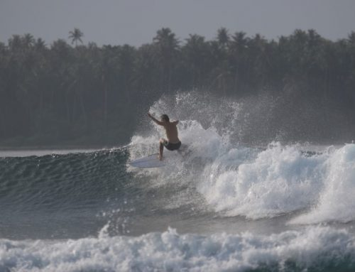 Nias Surf Report – March 2019 – Early Season Fun
