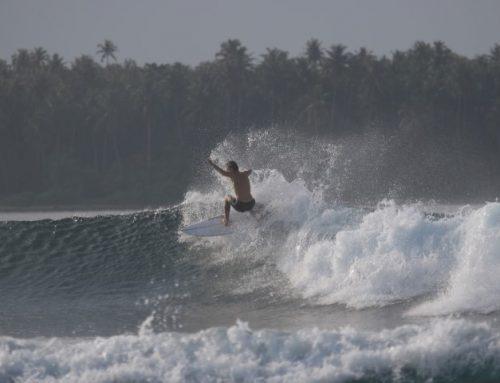 Nias Surf Report – March 2019 – Early Season Fun